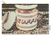 Vintage Drinks Decor  Carry-all Pouch