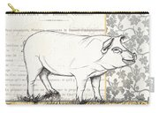 Vintage Farm 2 Carry-all Pouch