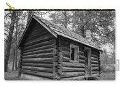 Vintage Farm House Carry-all Pouch