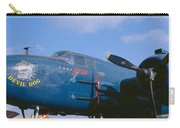 Vintage Fighter Aircraft, Burnet, Texas Carry-all Pouch