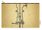 Vintage Fire Hydrant Carry-all Pouch