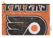 Vintage Flyers Sign Carry-all Pouch