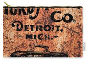 Vintage Ford Motor Company Carry-all Pouch