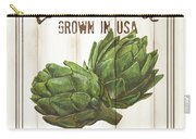 Vintage Fresh Vegetables 2 Carry-all Pouch
