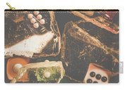 Vintage Gambling Scene Carry-all Pouch