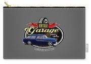 Vintage Garage With Nomad Carry-all Pouch
