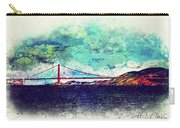 Vintage Golden Gate Carry-all Pouch