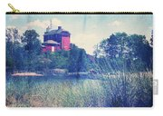 Vintage Great Lakes Lighthouse Carry-all Pouch