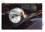 Vintage Headlight Carry-all Pouch