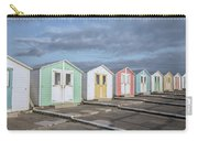 Vintage Huts Carry-all Pouch