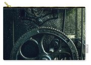 Vintage Industrial Wheels Carry-all Pouch