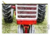 Vintage International Harvester Tractor Carry-all Pouch