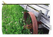 Vintage Irrigation Wagon Carry-all Pouch