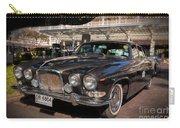 Vintage Jaguar Carry-all Pouch