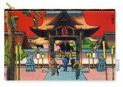 Vintage Japanese Art 1 Carry-all Pouch