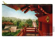 Vintage Japanese Art 13 Carry-all Pouch