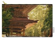 Vintage Japanese Art 16 Carry-all Pouch