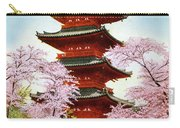 Vintage Japanese Art 21 Carry-all Pouch