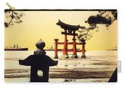 Vintage Japanese Art 23 Carry-all Pouch