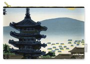 Vintage Japanese Art 9 Carry-all Pouch