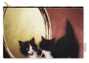 Vintage Kitty Cat Carry-all Pouch