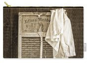Vintage Laundry Room Carry-all Pouch