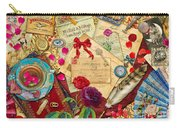 Vintage Love Letters Carry-all Pouch