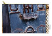 Vintage Mailbox Carry-all Pouch