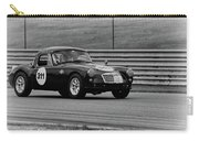 Vintage Mg On Track Carry-all Pouch