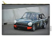 Vintage Mg Race Car Carry-all Pouch