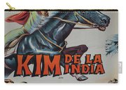 Vintage Movie Poster 4 Carry-all Pouch