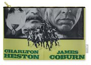Vintage Movie Poster 6 Carry-all Pouch