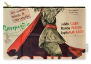 Vintage Movie Poster 7 Carry-all Pouch
