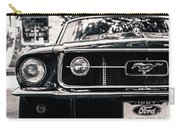 Vintage Mustang Carry-all Pouch