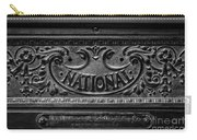 Vintage National Cash Register Carry-all Pouch