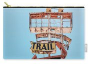 Vintage Neon Sign - The Spanish Trail - Tucson, Arizona Carry-all Pouch