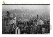 Vintage New York City Panorama 1930 Carry-all Pouch