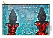 Vintage Paris Perfume Carry-all Pouch