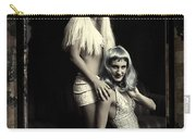 Vintage Party Girls Carry-all Pouch