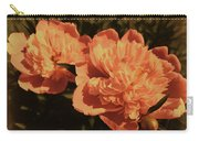 Vintage Peonies Carry-all Pouch
