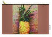 Vintage Pineapple Carry-all Pouch
