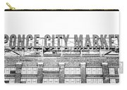 Vintage Ponce City Market  Carry-all Pouch