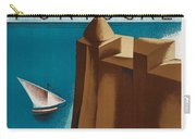 Vintage Portugal Travel Poster Carry-all Pouch