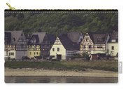 Vintage Postcard Look Of Spay Germany Carry-all Pouch
