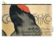 Vintage Poster - Cocorico Carry-all Pouch