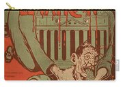 Vintage Poster - Vatican Galantara Carry-all Pouch