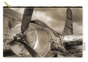 Vintage Prop - Sepia Carry-all Pouch