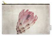 Vintage Protea Flower Carry-all Pouch