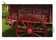 Vintage Red Wagon 2 Carry-all Pouch