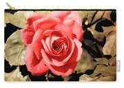 Vintage Rose 02 Carry-all Pouch